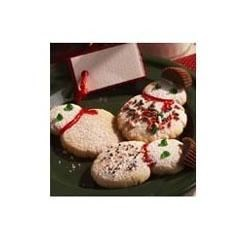 Philadelphia's Snowmen Cookies Recipe