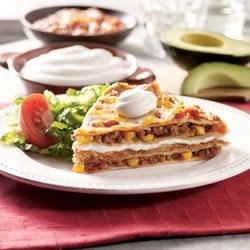 Photo of Mexican Lasagna by Daisy Brand by Daisy Brand