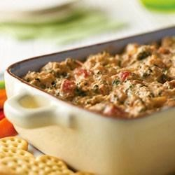 Photo of Hot Crab Salsa Dip by Campbell's Kitchen