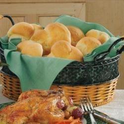 Photo of Potato Rolls by Loraine  Meyer