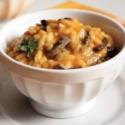 Photo of Pumpkin Risotto by Buitoni, courtesy of meals.com