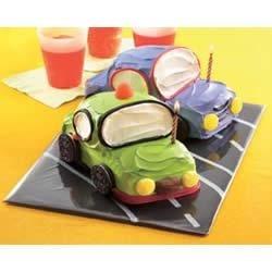 Little Car Cakes Recipe