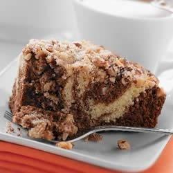 Photo of Sour Cream Coffee Cake with Chocolate Mocha Swirl by Nestle®