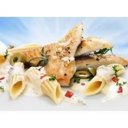 Creamy PHILADELPHIA Penne Pasta with Chicken Recipe