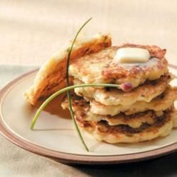 Photo of Parsnip Pancakes by Lois Frazee