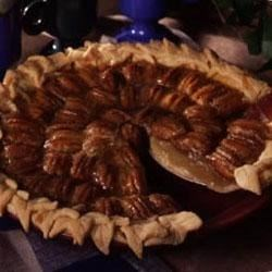 Photo of Classic Pecan Pie by Southern Living magazine