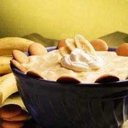 Old-Fashioned Banana Pudding Recipe