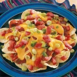 Photo of Easy Cheesy Nachos by Laura  Jirasek