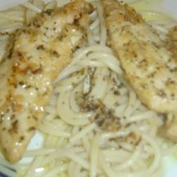 Chicken Scampi II