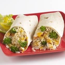 Heart Healthy Burrito Recipe