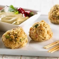 Photo of KELLOGG'S* RICE KRISPIES* Crab and Shrimp Appetizer Balls by KELLOGG'S* RICE KRISPIES*
