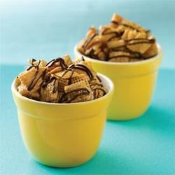 Photo of Chex® Caramel-Chocolate Drizzles by Chex® Party Mix