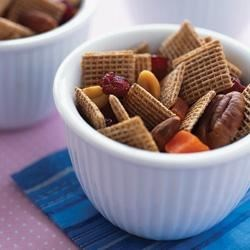 Shreddies Pecan Crunch Recipe