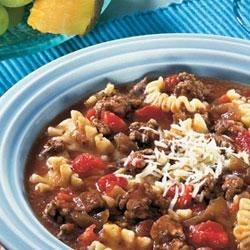 Hearty Lasagna Soup Recipe