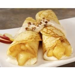 Photo of Apple Crepes by EAGLE BRAND®