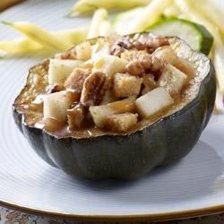 Baked Acorn Squash by Marzetti(R) Recipe