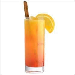 7UP Holiday Orange Spice Punch