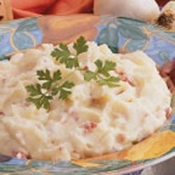Photo of Garlic Mashed Red Potatoes by Valerie  Mitchell