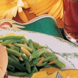 Photo of Green Beans with Almonds by Ruth  Andrewson