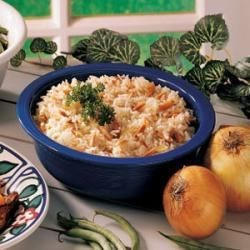 Photo of Almond Rice Pilaf by Sharon  Adamczyk