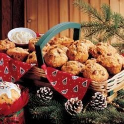 Photo of Cranberry Nut Muffins by Marianne  Clarke