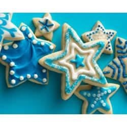 Starlight Sugar Cookies (Cookie Mix) Recipe