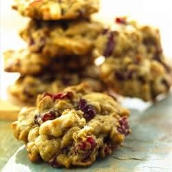 Photo of Ocean Spray® Oatmeal Cranberry White Chocolate Chunk Cookies by Ocean Spray®