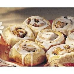 Glazed Cinnamon Rolls Recipe