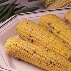 Photo of Parmesan Corn on the Cob by Southern Living magazine