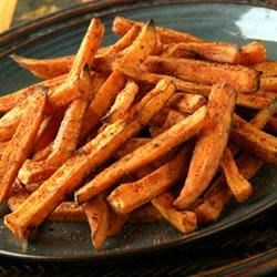 Photo of Oven-Roasted Sweet Potato Fries by LAWRY'S®