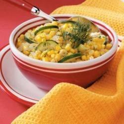 Photo of Lemon Corn and Zucchini by Linda Massicotte-Black