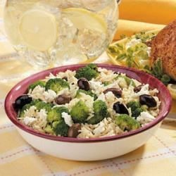 Photo of Greek Orzo and Broccoli by Lillian  Justis