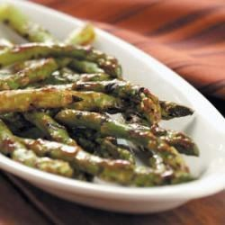 Photo of Grilled Asparagus by Taste of Home Test Kitchen