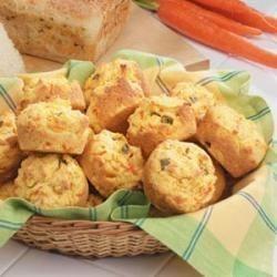 Photo of Confetti Corn Muffins by Dolores  Hurtt