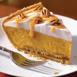 Turtle Pumpkin Pie Recipe