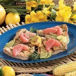 Photo of Citrus Tuna Steaks by Shannon  Edwards