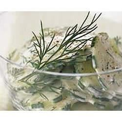 BREAKSTONE'S Cucumber-Dill Salad Recipe