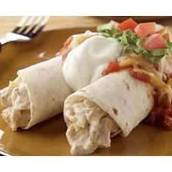 BREAKSTONE'S Chicken and Sour Cream Enchiladas Recipe