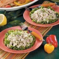 Photo of Tarragon Tuna Salad by Billie  Moss