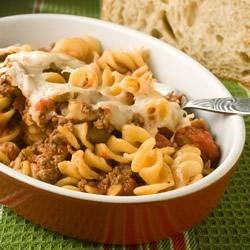 Easy Pasta Bake Recipe