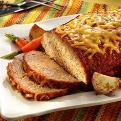 Chipotle Cheddar Meatloaf Recipe