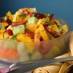 Margarita Fruit Salad Recipe