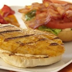 Lawry's(R) Grilled Chicken BLT Recipe