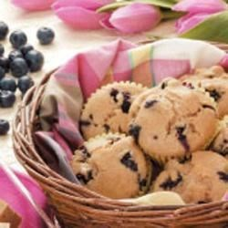 Photo of Blueberry Muffins by Virginia Sollitt