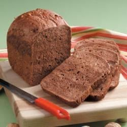Photo of Walnut Cocoa Bread by Margaret Beyersdorf