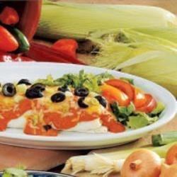 Photo of Enchilada-Style Burritos by Terry Ann Christensen