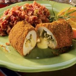 Photo of Southwest Stuffed Chicken by Alcy  Thorne