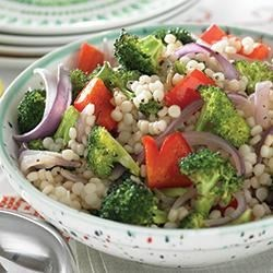Photo of Roasted Vegetable and Couscous Salad by United Soybean Board