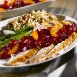Mandarin Cranberry Relish