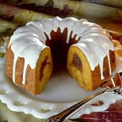Photo of Sour Cream Pumpkin Bundt Cake by Libby's